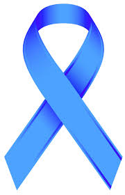 blue support ribbon image of blue ribbon cancer cancer ribbons