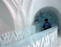 Hotel De Glace Canada An Overnight Stay At Hotel De Glace The Ice Hotel Canada
