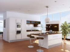 one wall kitchen with island one wall kitchen design pictures ideas tips from hgtv hgtv