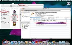 connection bureau a distance mac la connexion bureau à distance ne peut pas vérifier l identité