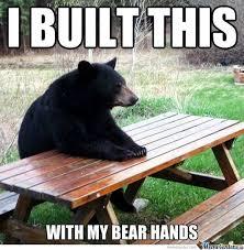 Build A Bear Meme - serious bear is serious by ducani meme center