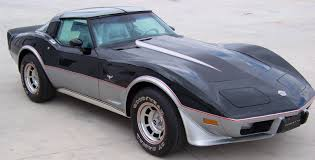 78 corvette 25th anniversary edition corvettes pinterest