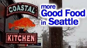Coastal Kitchen Capitol Hill - good places to eat in seattle youtube