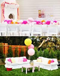 modern u0026 vibrant geometric party teen birthday hostess with