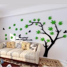 buy creative tree acrylic wall art at elifor pk