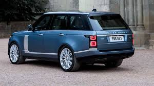 land rover 2018 video land rover introduces 2018 range rover also with p400e