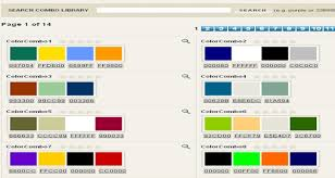 best color combos 10 best color scheme and palette generators for web designers