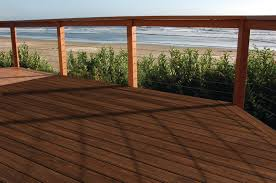 sustainably simple building a deck with bamboo flooring