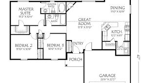 one story floor plan floor house plans open floor plan one story hazlotumismo