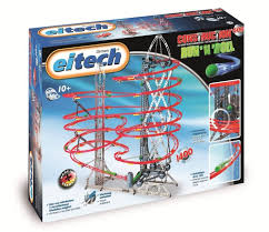 image is loading eitech run n roll marble roller coaster diy