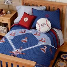 Sports Themed Duvet Covers Baseball Bedding For Boys Boys Baseball And Sports Themed Quilt