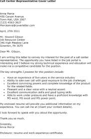 customer service call center cover letter letter from birmingham