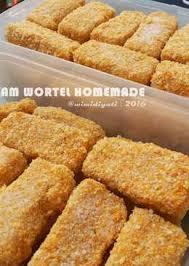 membuat nugget ayam pakai tepung terigu 386 resep nugget ayam wortel homemade enak dan sederhana cookpad