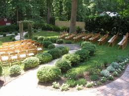 Backyard Bbq Setup Our 4000 Backyard Wedding Young House Love