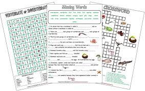 animal classification activity worksheets iman u0027s home