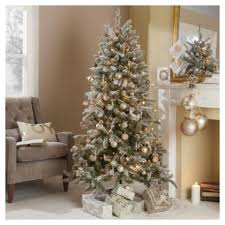 tesco direct 6ft tree aspen flocked trees