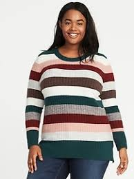 plus size sweaters on sale navy
