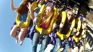 New Jersey Six Flags Address Batman Goes Backward At Six Flags Great Adventure