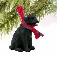 black labrador ornaments decore
