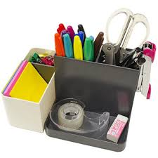 School Desk Organizers by Snagshout Best Stationery Organizer