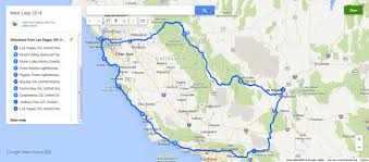 road map usa this planned the most epic and efficient road trip of all new