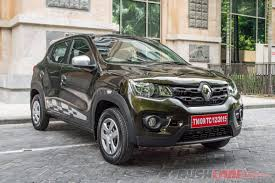 kwid renault 2016 renault kwid new price list to be implemented from jan 2016