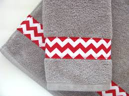 Red And Grey Bathroom by Red And Grey Towels Hand Towels Towel Sets Bath Towels