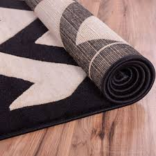 Black Rugs Black Rugs A Large Range Of Shapes Sizes Designs Well Woven