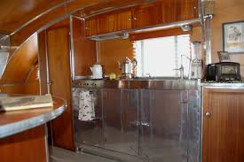 aero flite trailer steel kitchen cabinets and countertop in