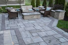 Paver Patio Landscaping And Outdoor Living Contractors Columbus Ohio