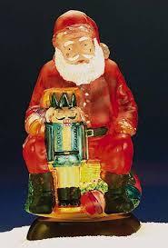 world santa lights