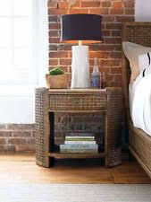 wicker nightstands ebay