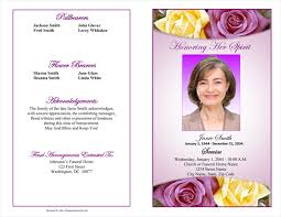 Funeral Programs Wording Best Photos Of Black Funeral Obituary Cover Examples Sample