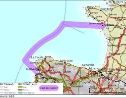 Vigo Spain Map by 2013 Eu 21009 P European Commission