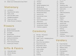 wedding planning list wedding planning list best of wonderful list for wedding planning