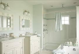 Bathroom Paint Color Ideas by Coastal Cottage With Paint Color Ideas Home Bunch U2013 Interior