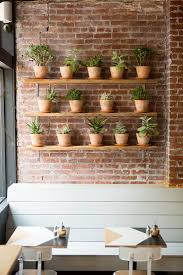 Wall Furniture Ideas by Best 10 Brick Wall Decor Ideas On Pinterest Rustic Industrial