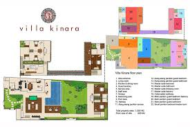 villa floor plan floor plan villa kinaree estate