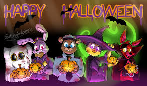 Animated Halloween Graphics by Fnaf Halloween Contest Winners Announced By Fnaf Fan Club On