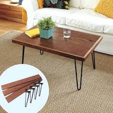 Small Coffee Table Modern Small Coffee Table Hairp Modern Coffee Table India