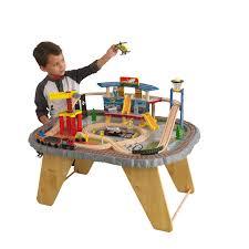 kidkraft train table compatible with thomas astounding kidkraft cadillac range photos best image engine