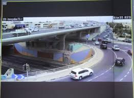 Qatar Ministry Of Interior Traffic Department New Security Surveillance Cameras Launched To Monitor Traffic