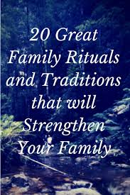 25 unique family traditions ideas on family