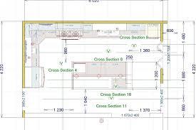 Small Kitchen With Island Design Kitchen Island With Sink Dimensions U2013 Decoraci On Interior