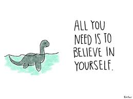 uplifting animal illustrations simple inspirational quotes