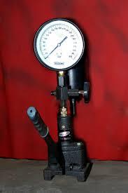 nozzle tester manufacturer fuel injection pump test bench