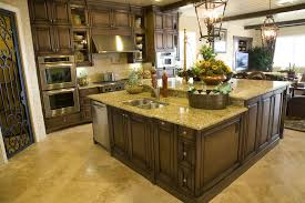 Granite Kitchen Design Eclectic Mix Of 42 Custom Kitchen Designs Granite Kitchen