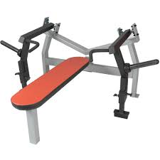 plate loaded bench press watson gym equipment