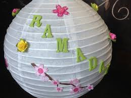 ramadan kids crafts u2013 decorating paper lanterns on a budget life