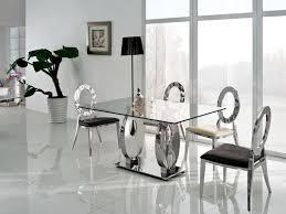 sala da pranzo moderna tavoli per sala da pranzo in cristallo tavoli da pranzo in legno